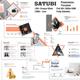 Satubi Creative Google Slide Template - GraphicRiver Item for Sale