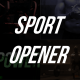 Powerful Sport Opener - VideoHive Item for Sale