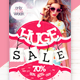 Sale / Promotion Flyer Template - GraphicRiver Item for Sale