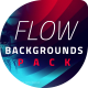 FLOW - Cinematic Background Pack - GraphicRiver Item for Sale