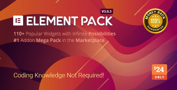 Element Pack - Addon for Elementor Page Builder WordPress Plugin - CodeCanyon Item for Sale
