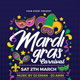Mardi Gras Carnival - GraphicRiver Item for Sale