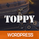 Toppy - Creative WooCommerce WordPress Theme - ThemeForest Item for Sale
