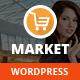 Market - Digital Store & Fashion Shop WooCommerce WordPress Theme - ThemeForest Item for Sale