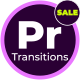 Transitions for Premiere Pro - VideoHive Item for Sale