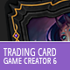 Trading Card Game - Creator - vol.6 - GraphicRiver Item for Sale