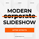 Modern Corporate Slideshow - VideoHive Item for Sale