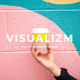 Visualizm - Pop Art & Graffiti Keynote Template - GraphicRiver Item for Sale