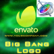 Scifi Big Bang Theory Cinematic Logo - Apple Motion - VideoHive Item for Sale
