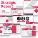 Stratigic Report Powerpoint Template - GraphicRiver Item for Sale