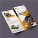 Construction Trifold Brochure - GraphicRiver Item for Sale
