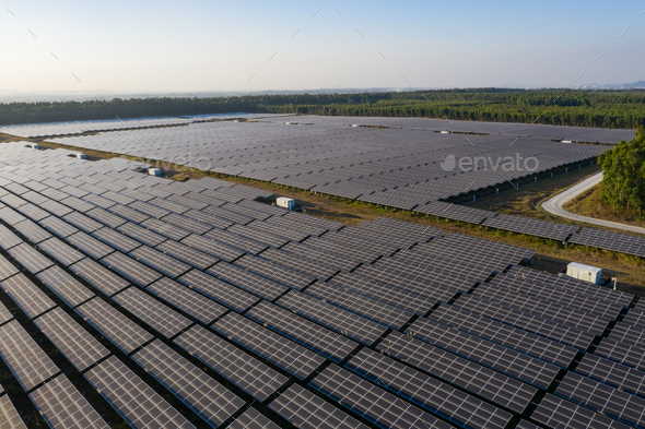 The solar energy - Stock Photo - Images