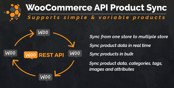 WooCommerce to WooCommerce Product Synchronization Via API - CodeCanyon Item for Sale