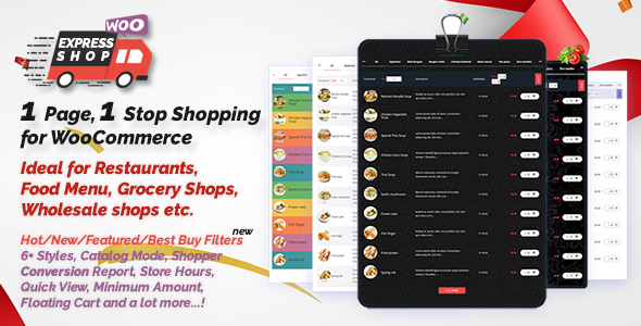 Download Express Shop nulled express shop banner