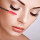 Beautiful woman with long false eyelashes - PhotoDune Item for Sale
