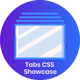 Tabs - CSS Showcase - CodeCanyon Item for Sale