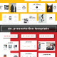 Minimal Presentation Powerpoint Template - GraphicRiver Item for Sale