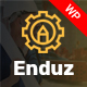Enduz - Industrial & Factory Business WordPress Theme