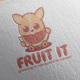 Fruit Logo Design - GraphicRiver Item for Sale