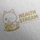 Health Stream Logo Design - GraphicRiver Item for Sale