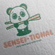 Sensei-Tional Logo Design - GraphicRiver Item for Sale