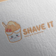 Shave It Logo Design - GraphicRiver Item for Sale