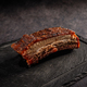 Grilled barbecue pork ribs - PhotoDune Item for Sale