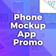 Phone Mock-up App Promo - VideoHive Item for Sale