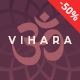 Vihara | Ashram Buddhist Temple WordPress Theme - ThemeForest Item for Sale