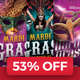 Mardi Gras Carnival Flyer Bundle - GraphicRiver Item for Sale