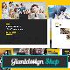 School Yearbook Keynote Presentation - GraphicRiver Item for Sale