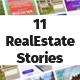 Real Estate Stories Instagram
