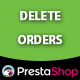 Prestashop Delete Orders - CodeCanyon Item for Sale