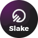 Slake - Isometric Based Responsive Domain and Web Hosting PSD Template - ThemeForest Item for Sale
