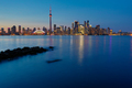 Night view of downtown Toronto, Ontario, Canada - PhotoDune Item for Sale