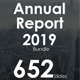 Annual Report 2019 - Powerpoint Templates Bundle - GraphicRiver Item for Sale