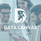 Data Canvas Pitch Deck Keynote Template - GraphicRiver Item for Sale