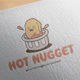 Hot Nugget Logo Design - GraphicRiver Item for Sale