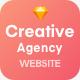 Altrnate Desgn website Design Template - ThemeForest Item for Sale