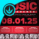 Music Conference Flyer Template - GraphicRiver Item for Sale