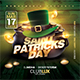 Saint Patrick's Day Flyer - GraphicRiver Item for Sale