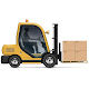 Forklift - GraphicRiver Item for Sale