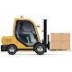 Forklift - GraphicRiver Item for Sale