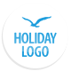 Holiday Logo - VideoHive Item for Sale