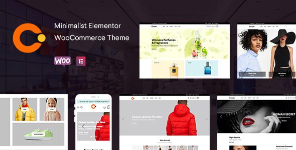 Cerato - Multipurpose Elementor WooCommerce Theme