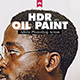 Hdr Oil Paint Action - GraphicRiver Item for Sale