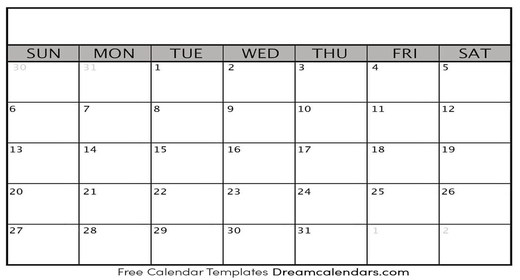 Make a Dream Calendars