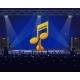Performance on Stage Best Singer Golden Award - GraphicRiver Item for Sale