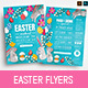 Easter Flyer - GraphicRiver Item for Sale