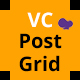 Post Grid For Visual Composer